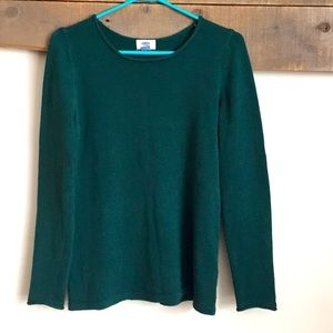 Old navy forest green long sleeve